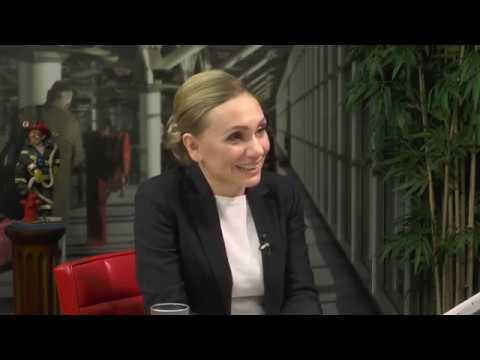 Интервью с Ириной Дворской на BAMBARBIA LIVE