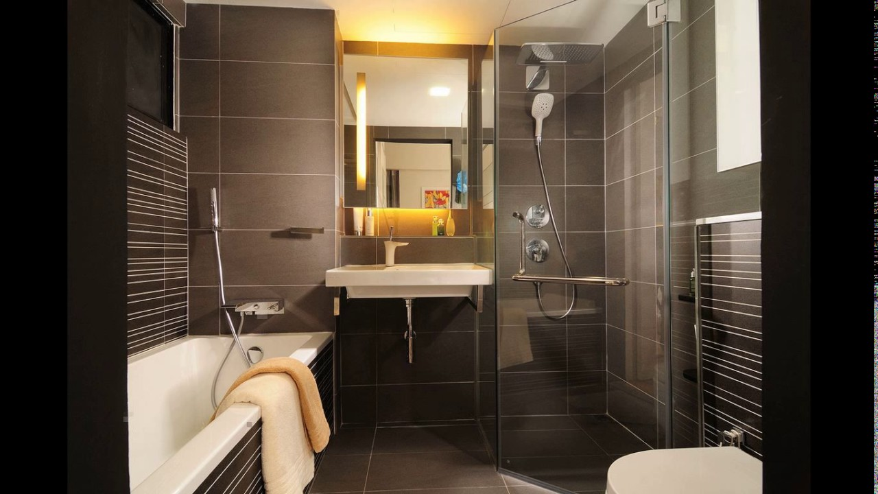 Hdb bathroom design singapore youtube for Youtube bathroom remodel