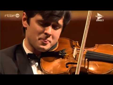 Oleksii Semenenko | Ysaye | Sonata No. 4 | 2015 Queen Elisabeth International Violin Competition