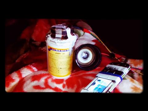 New create musical sound box