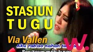 Video Via Vallen - Stasiun Tugu OM NIRWANA Terbaru 2017 download MP3, 3GP, MP4, WEBM, AVI, FLV Maret 2018