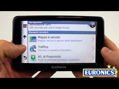 Garmin Nuvi 2595 LMT in the Test