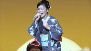 岸和田が生んだ演歌歌手 柿本純子の新曲『日本晴れだよ七福神』 聞いて...