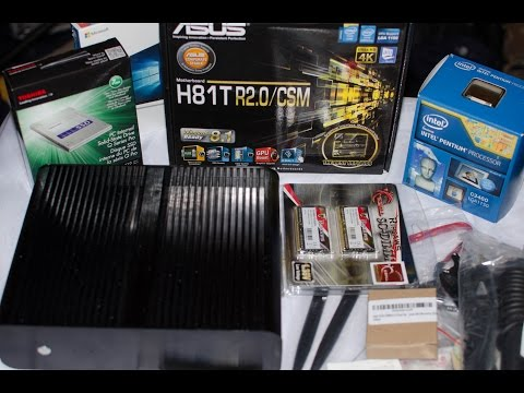 How To:  Build a Fanless, Silent PC