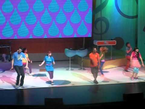 The Fresh Beat Band Live In Concert Youtube