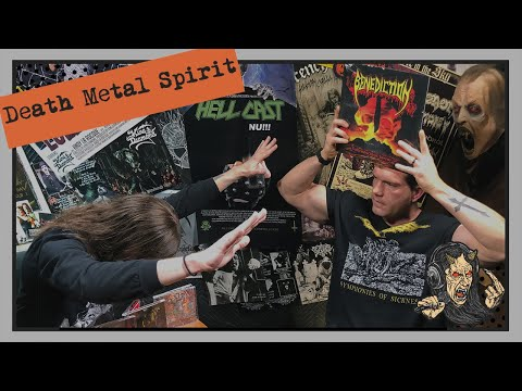 Death Metal Spirit  | HELLCAST Metal Podcast Episode #102