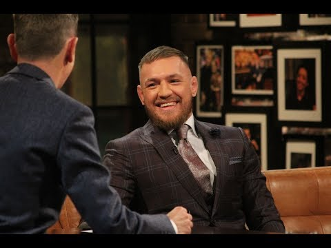 """There's no-one laughing at me now"" - Conor McGregor 