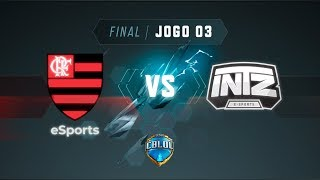 CBLoL 2019: Flamengo x INTZ (Jogo 3) | Final - 1ª Etapa