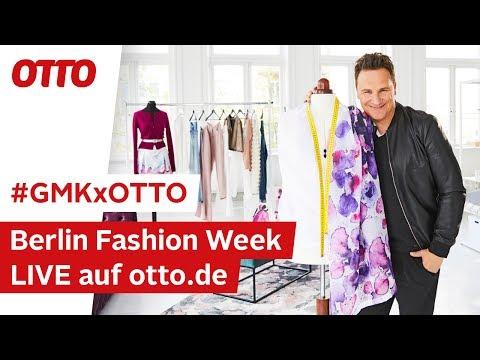 LIVE am 05. Juli, 18.30 Uhr: Berlin Fashion Week Show mit Guido Maria Kretschmer – presented by OTTO