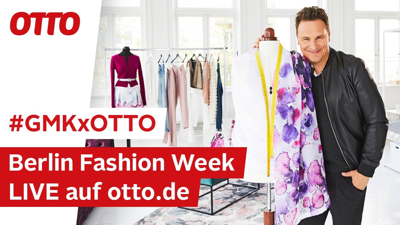 Otto De Guido Maria Kretschmer Live Am 05 Juli 18 30 Uhr Berlin Fashion Week Show Mit Guido Maria Kretschmer Presented By Otto