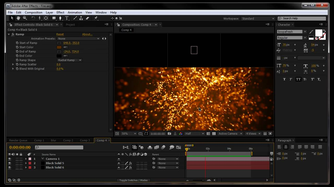 🔥 After Effect And Cinema 4D Particle Animation Tutorial