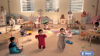 Kit Kat Dancing Babies New Ad India (Official)