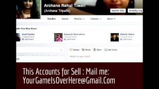 Facebook pva accounts buy sell(, 2013-11-16T23:14:46.000Z)