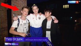 THE MOMENT I GOT ON LIVE RUSSIAN TELEVISION - Россия 24
