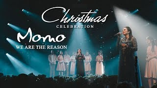 MOMO GEISHA - WE ARE THE REASON (Karena Kita) | CHRISTMAS CELEBRATION 2018 YHS MALANG