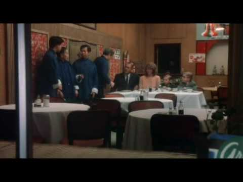 A Christmas Story Chinese Restaurant Scene