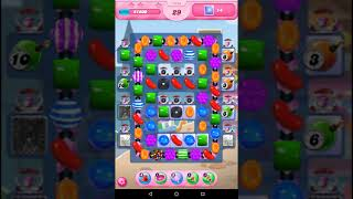 Candy Crush Saga Level 1458 - with instructions