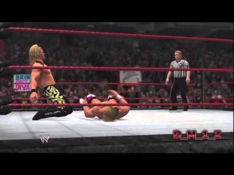 WWE 13 Chris Jericho's Chris Jericho's Lionsault