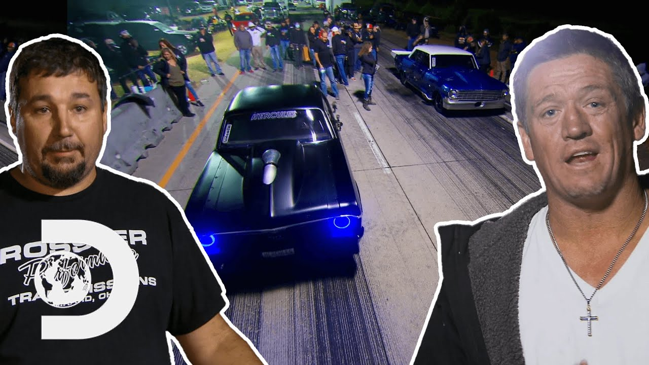 Download Teammates Turned Rivals With $100,000 On The Line I Street Outlaws: Mega Cash Days