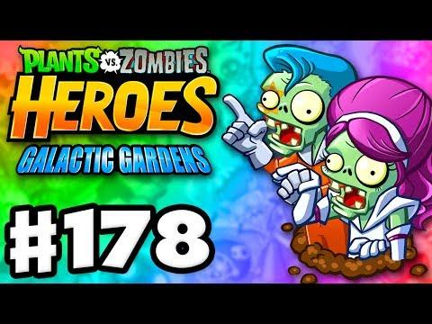 Binary Stars Legendary! - Plants vs. Zombies: Heroes - Gameplay Walkthrough Part 178
