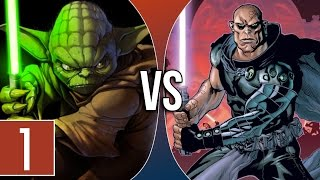 Versus Series | Yoda vs Darth Bane (1/3)