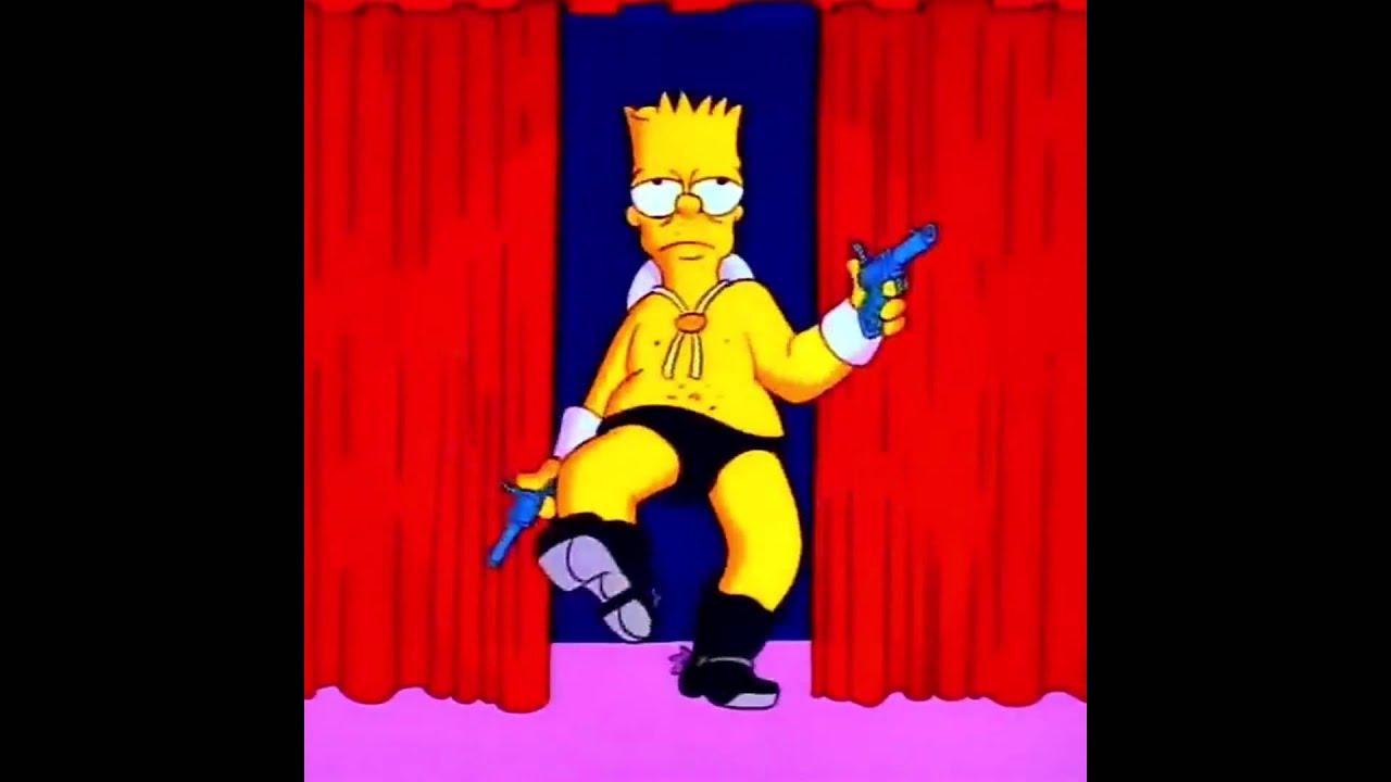 Simpsons bart est gay