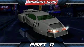 Midnight Club: Street Racing (Part 11 - FINALE) - The Hover Experiment - Thunder