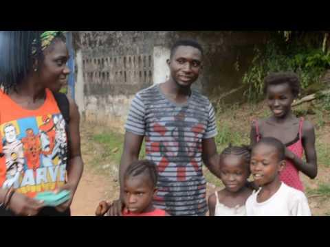 My Sierra Leone Journey