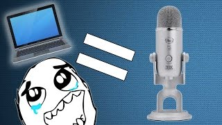 How to: Make your Laptop Mic Sound like a Studio Mic!