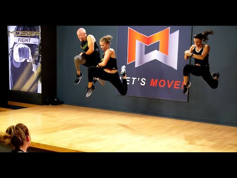 Download MOSSA FIGHT | MOSSA MOVE 30 Minute Workout