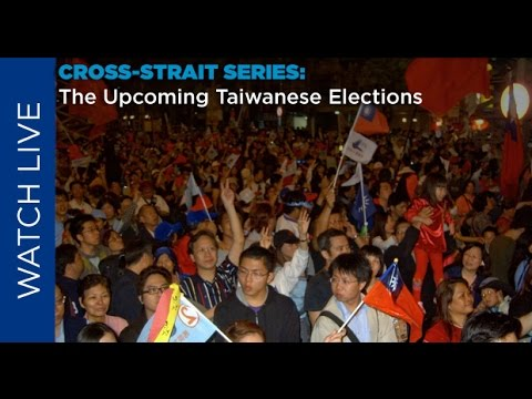 Cross-Straits Series: Implications of the Upcoming Taiwanese Elections to the Asia-Pacific​