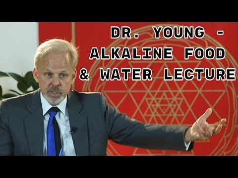 Dr Robert Young | Alkaline Water Food & Health Lecture | Aquacentrum Munich