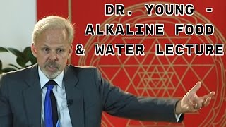 Dr Robert Young | Alkaline Water & Food | Health Lecture | Aquacentrum Munich