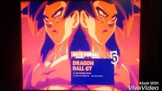 Noticia vuelve Dragon Ball GT a Canal 5 el 12 de octubre
