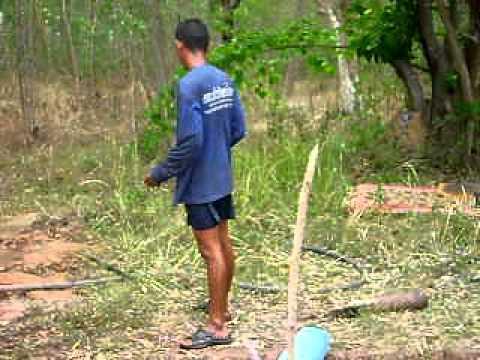 การเจาะน้ำบาดาลหมู่บ้าน และงาน อบต