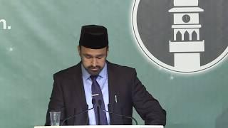 Ansarullah UK Ijtema 2018 Day 3   Dr Imran Malik