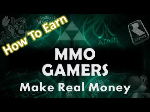 MMO Games Online | Earn Real Money