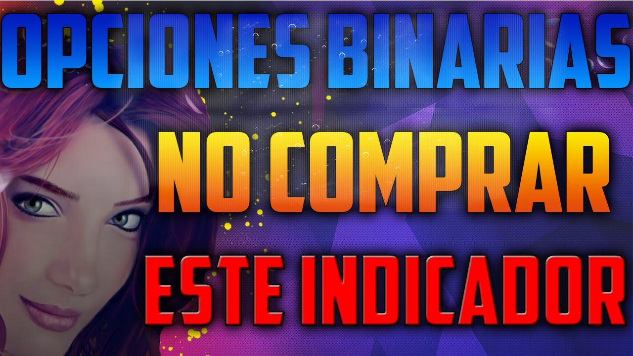 No intercambie opciones binarias