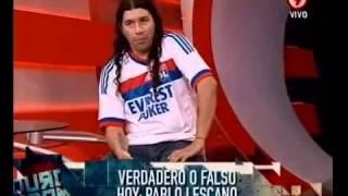PABLO LESCANO Y DAMAS GRATIS EN DURO DE DOMAR