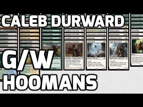 Channel CalebD - Modern G/W Hoomans (Match 2)