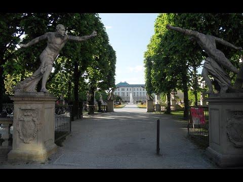 Sound of Music location in Salzburg.