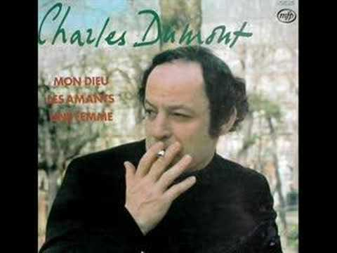 Charles Dumont - Mon Dieu - YouTube