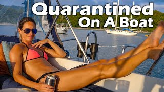 Quarantined On A Boat - S5:E49