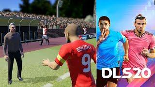 EL PRIMER FICHAJE y NUEVO TÉCNICO 😱 Dream league soccer 2020 ⚽ UNA LOCURA