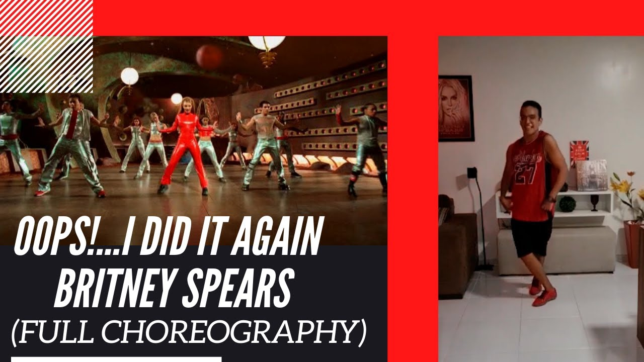 Download Oops!...I Did It Again - Britney Spears (Full choreography)