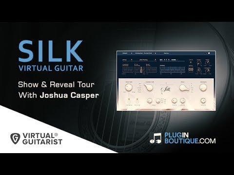 SILK Concert Guitar Kontakt Instrument by Virtual Guitarist - Show & Reveal