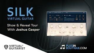 SILK Concert Guitar Kontakt Instrument by Virtual Guitarist - Show Reveal
