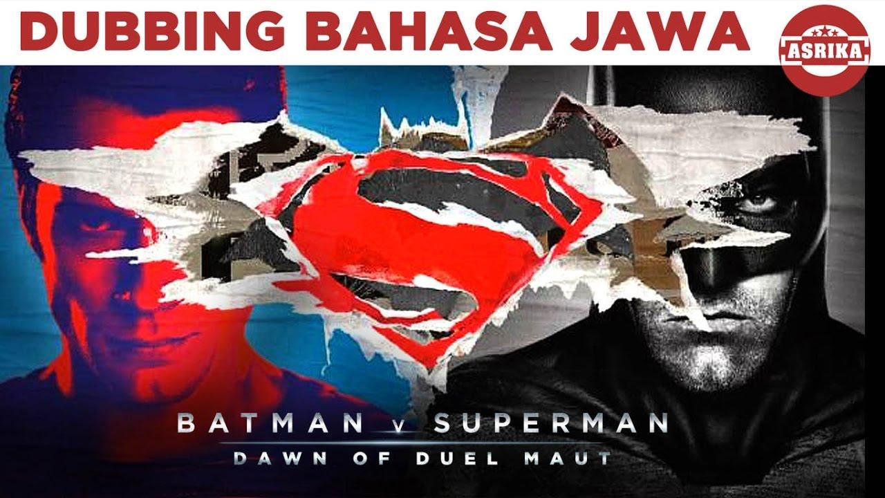 Batman V Superman Bahasa Jawa