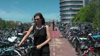 Amsterdam In Your Pocket - Bicycle Park (Fietsflat)