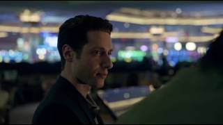 the night of casino scene